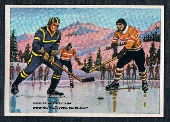1963 Bruguera Canadell  ice hockey 172